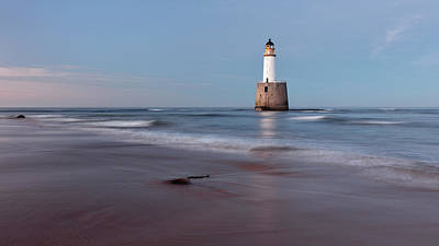 Lighthouse Art Print by Grant Glendinning