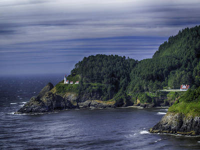 Photograph - Lighthouse Sanctuary by Rob Wilson