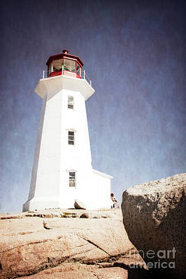 Photograph - Lighthouse by Scott Kemper
