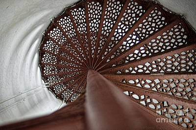 Photograph - Lighthouse Steps by David Arment