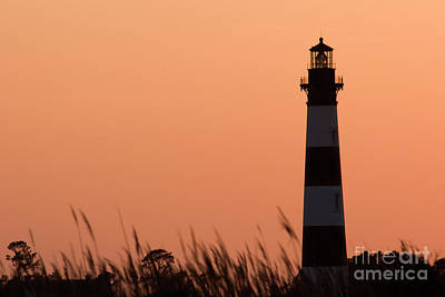 Photograph - Lighthouse Sunset by Jill Lang