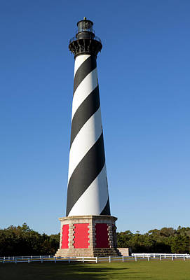 Photograph - Lighthouse Tall by Art Cole