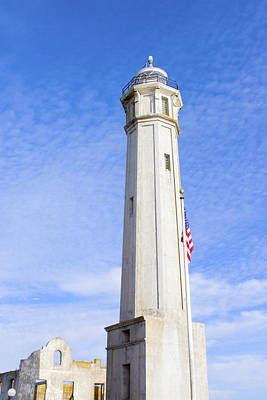 Lighthouse Tower Art Print