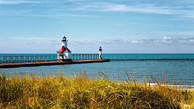Photograph - Lighthouse View by Susan Rissi Tregoning