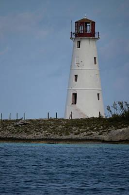Lighthouse Watch Art Print