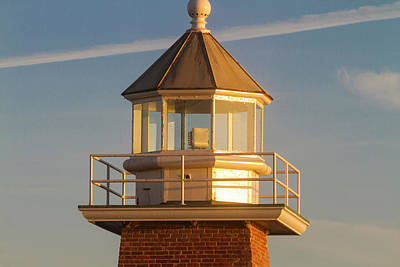 Photograph - Lighthouse Wonder by Mark Miller
