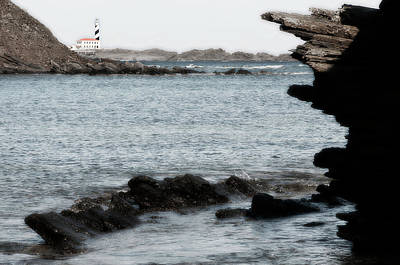 Photograph - Lighthouse3 by Pedro Cardona Llambias
