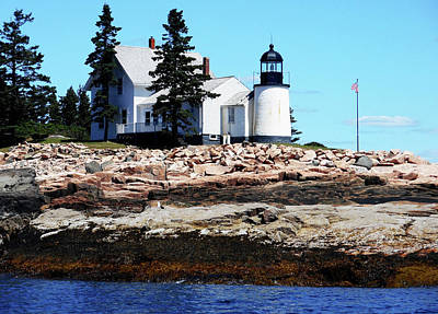 Photograph - Lighthouses 10 by Ron Kandt