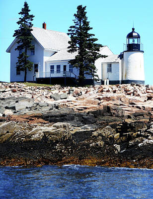 Photograph - Lighthouses 11 by Ron Kandt