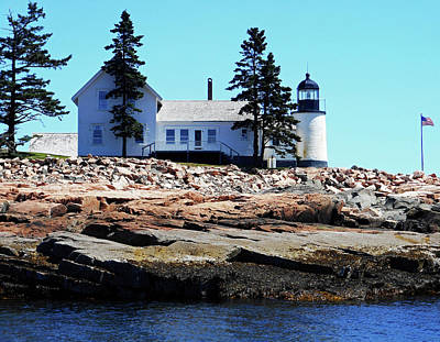 Photograph - Lighthouses 12 by Ron Kandt