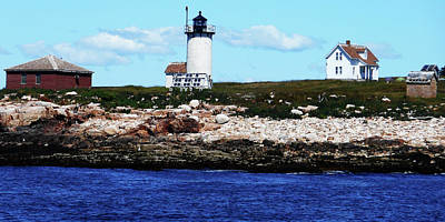 Photograph - Lighthouses 3 by Ron Kandt