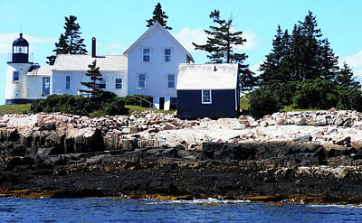 Photograph - Lighthouses 7 by Ron Kandt