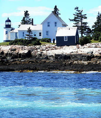 Photograph - Lighthouses 8 by Ron Kandt