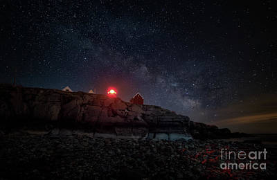 Astro Photograph - Lighting The Heaven And Earth by Scott Thorp