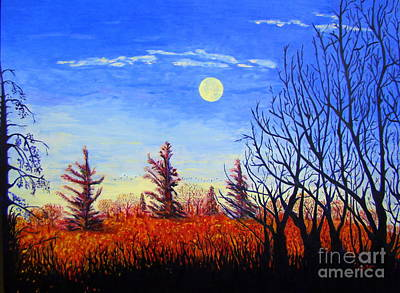 Painting - Lighting The Sky by Lisa Rose Musselwhite