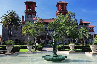 Florida Photograph - Lightner Museum Former Hotel Alcazar by Carol R Montoya