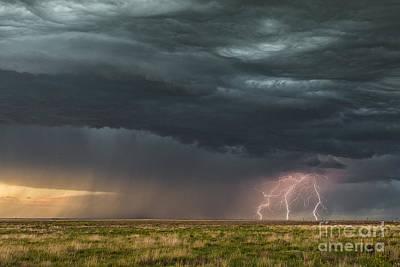 Photograph - Lightning by Patti Schulze