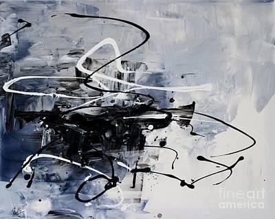 Painting - Lightning by Preethi Mathialagan
