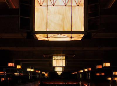 Photograph - Lights Fantastic by Mark David Gerson