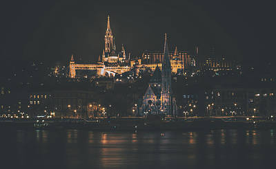 Photograph - Lights Of Budapest by Pixabay