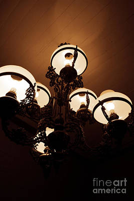 Lights Of Darkness Print by Jorgo Photography - Wall Art Gallery