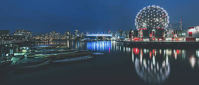 Photograph - Lights Of Vancouver by Unsplash