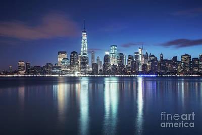 Photograph - Lights Shine Bright by Evelina Kremsdorf