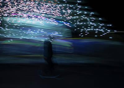 Photograph - Lightstorm by Alex Lapidus