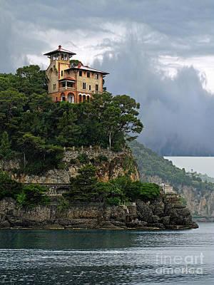 Simonetta Vespucci Photograph - Liguria. Riviera Di Levante  by Jennie Breeze