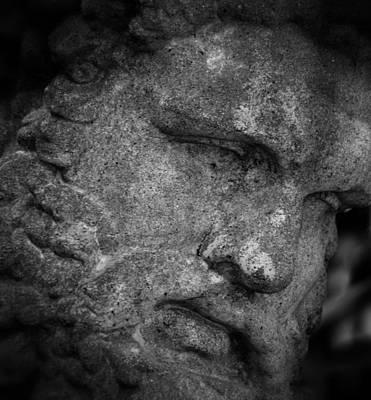 Photograph - Like A Greek Tragedy by Nadalyn Larsen