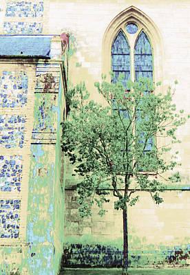 Like A Prayer Art Print by Ann Johndro-Collins