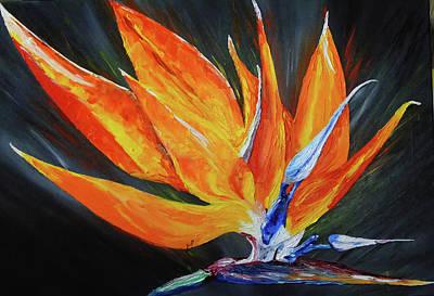 Like Bird Original by Maria Woithofer