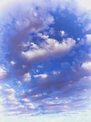 Photograph - Like Clouds Slipping Through Fingers by Judy Kennedy