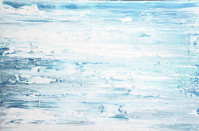 Painting - Like Cold Water To A Weary Soul by Linda Bailey
