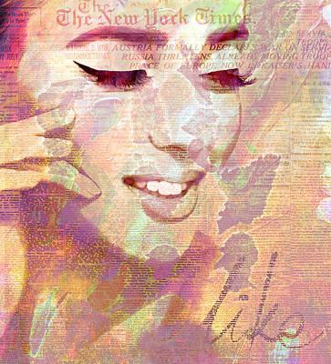 Like Art Print by Jacky Gerritsen