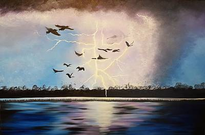 Like Lightning Original by Roxane Gabriel