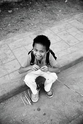 Photograph - Lil Bobby by Jez C Self