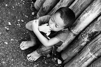 Photograph - Lil Jack by Jez C Self