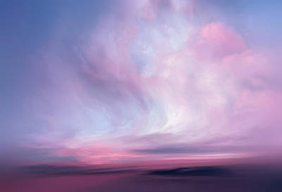 Sublime Painting - Lilac Breeze by Lonnie Christopher