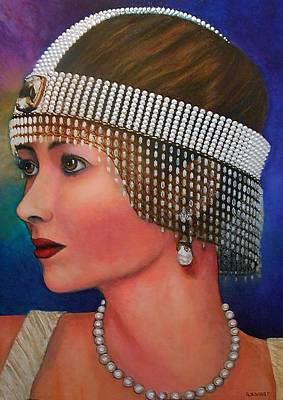 Jewelry Mixed Media - Lillian by Michael Durst