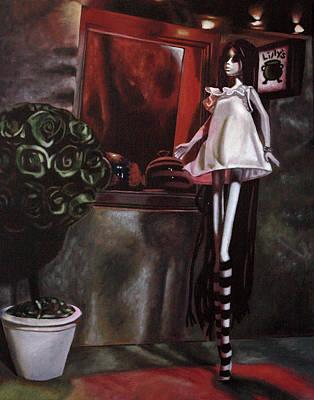 Painting - Lillys by Lori Keilwitz