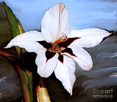 Painting - Lily I by Patricia Griffin Brett