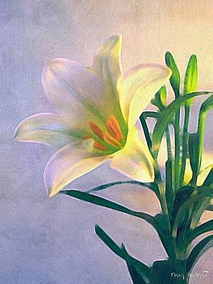 Wall Art - Photograph - Lily by Mary McGrath