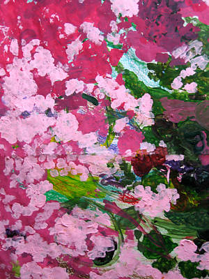 Lily Pads Art Print by Kim Putney