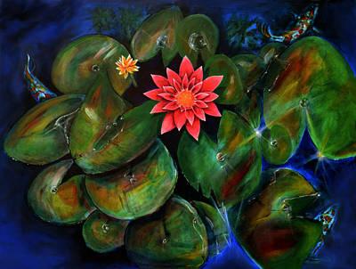 Painting - Lily by Thomas Lupari