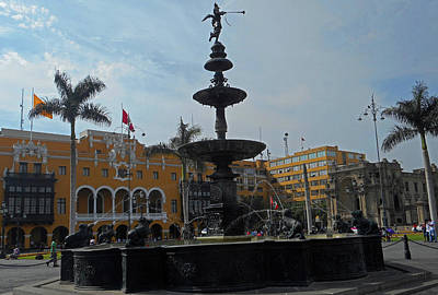 Photograph - Lima 36 by Ron Kandt