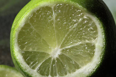 Photograph - Lime by Angela Murdock