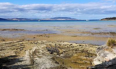 Photograph - Lime Bay Tasmania 1 by Lexa Harpell