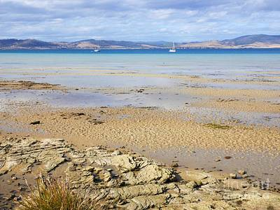 Photograph - Lime Bay Tasmania 2 by Lexa Harpell