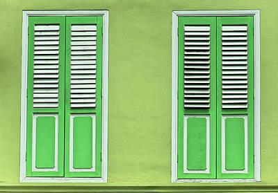 Louve Photograph - Lime Green Some Kinda Orange by Paul W Sharpe Aka Wizard of Wonders